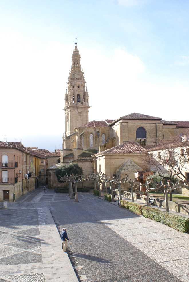 Catedral de El Salvador y Santa María en Santo Domingo de la Calzada