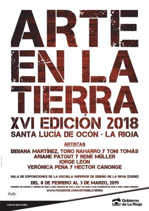 Exposición 'Arte en la Tierra 2018'