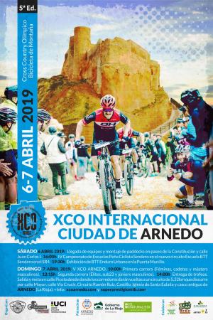 XCO Internacional Ciudad de Arnedo