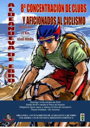 8ª concentración de clubs y aficionados al ciclismo