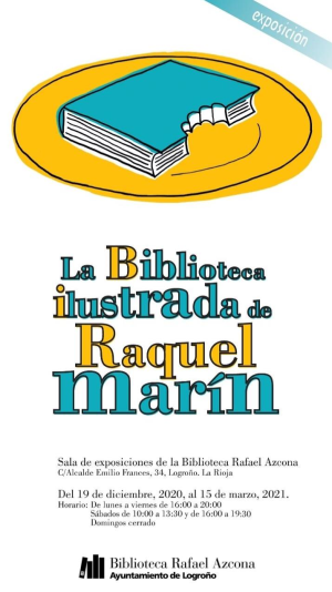 La Biblioteca Ilustrada de Raquel Marín