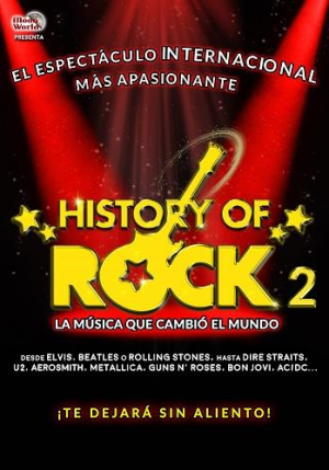 THE HISTORY OF THE ROCK 2