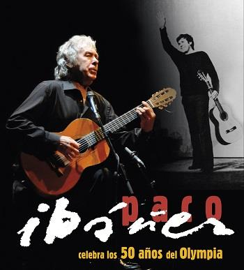 Paco Ibáñez actuará el 27 de diciembre en el auditorio de Riojafórum