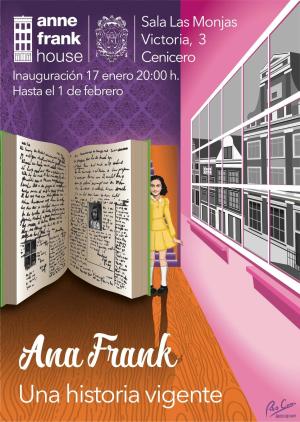Exposición Ana Frank, una historia vigente