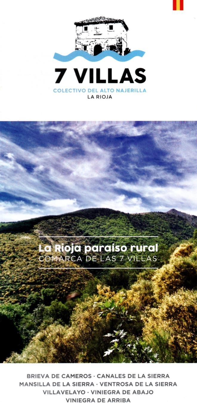 Visitas guiadas por los pueblos de la comarca de las 7 Villas del Alto Najerilla