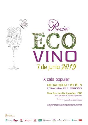 Cata Popular de los Premios Ecovino