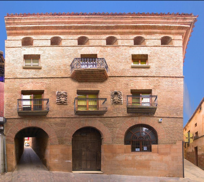 Palacio del Arzobispo Argaiz