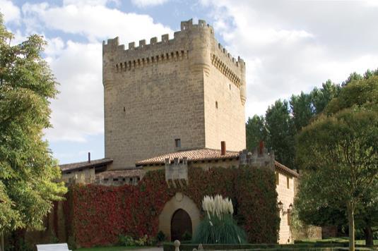 Palacio fortificado de Cuzcurrita del Río Tirón