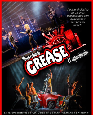 Recordando Grease, un gran musical en Riojaforum
