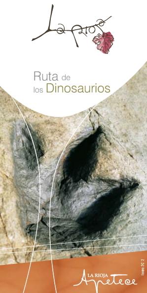 La route des dinosaures