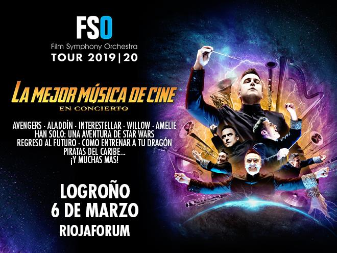 FILM SYMPHONY ORCHESTRA TOUR 19   20