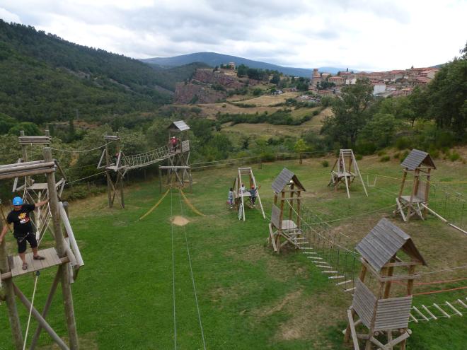 """Parque de Aventura """"Sierra de Cameros"""""""