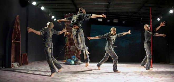 I Festival de Teatro Iberoamericao de Logroño