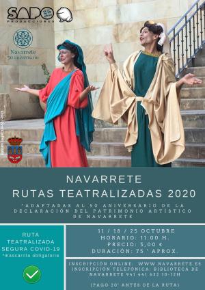 Rutas teatralizadas en Navarrete