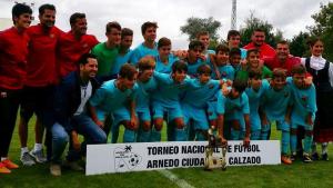 """XXV Torneo Nacional Fútbol Base """"Ciudad de Arnedo"""""""