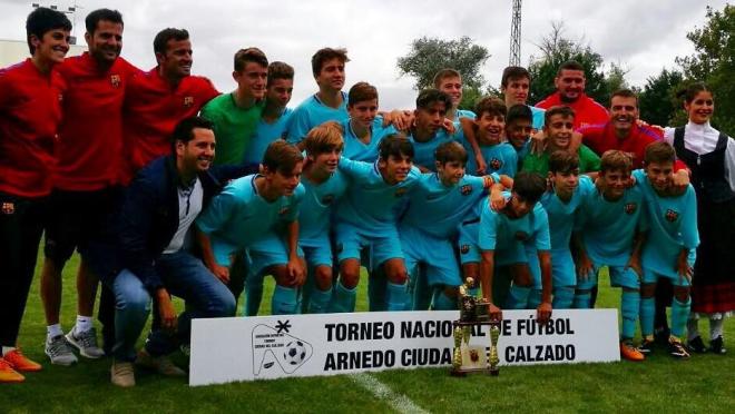 """XXIV Torneo Nacional Futbol Base """"Ciudad de Arnedo"""""""