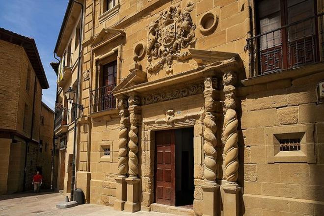 Palacio de los Condes de Haro