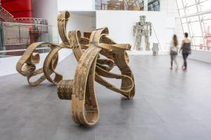 Exposición Doble sentido e ironía en la Colección Würth España