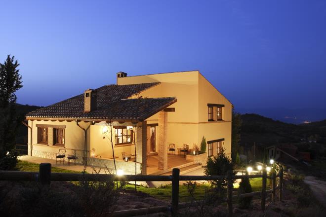 Casa Mirador de Moncalvillo
