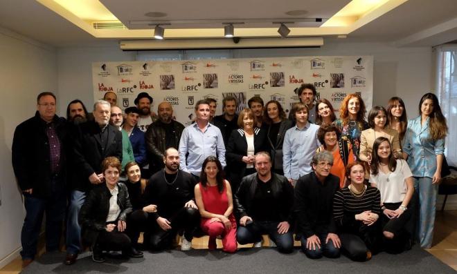 La Rioja se promocionará como destino de rodaje en los XXIX Premios de la Unión de Actores y Actrices