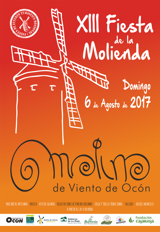 XV Fiesta de la Molienda