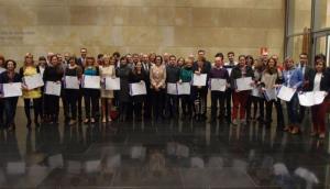 49 empresas de Logroño reciben los distintivos SICTED