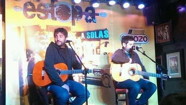 Estopa actuará este sábado en Riojaforum, dentro de su gira 'A Solas'