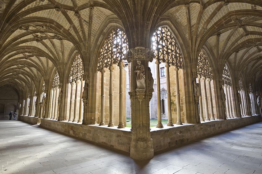 Monasterio de Santa María La Real - Lugar de interés - La Rioja ...