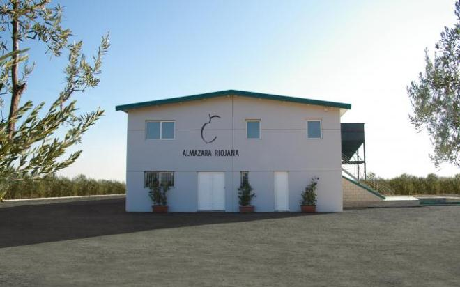 """Visita a la """"Almazara Riojana"""""""