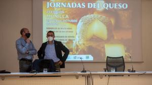 El Gobierno de La Rioja colabora con las XXIII Jornadas del Queso de Munilla que se retoman este fin de semana con la participación de 17 queserías de toda España