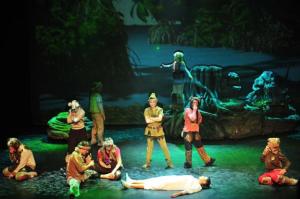 'Peter Pan, el musical', el sábado en Riojafórum