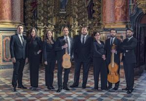COLLEGIUM MUSICUM MADRID - 'RUMBO A PONIENTE'