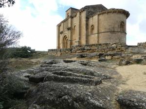 Visita a Santa María de la Piscina