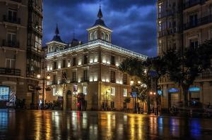 Palacio Chapiteles