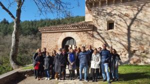 La Rioja Turismo ha organizado dos viajes de familiarización dirigidos a agentes comerciales y turoperadores y prensa especializada