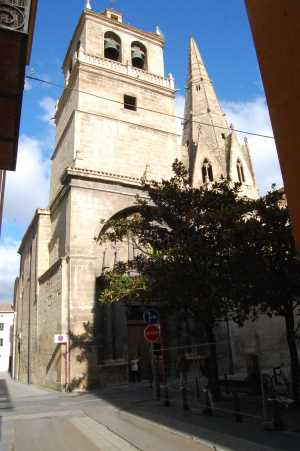 Iglesia de Santa María de Palacio en Logroño