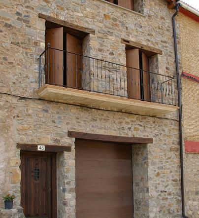 Casa rural El Rincón de María