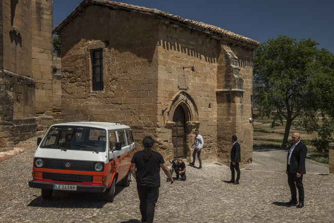 Ruta por los lugares del vídeoclip de Malú en La Rioja