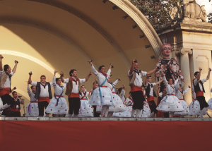 VIII Festival Folkórico Internacional Nieves Sáinz de Aja