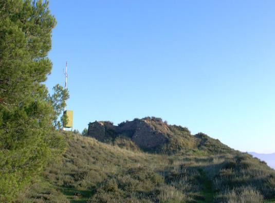 Castillo-fortaleza de Nájera