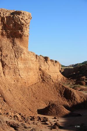 Sendero de La Degollada, Calahorra