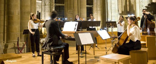 Hoy comienza la venta de entradas para la Semana de Música Antigua de Logroño