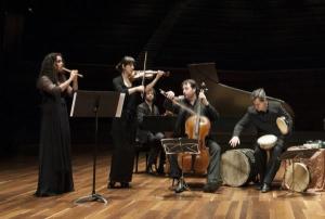 LA RITIRATA - 'HISPANIAE MUSICA'