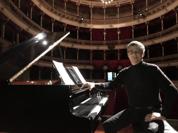 Concierto de Leonel Morales en Riojafórum