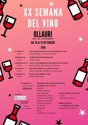 Weinwoche Ollauri