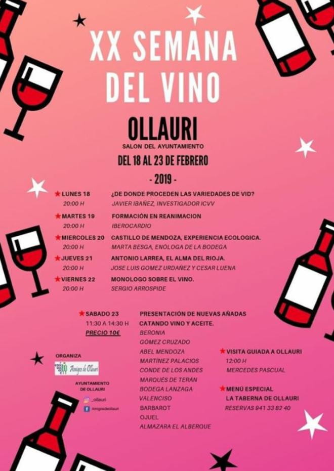 XX Semana del Vino de Ollauri