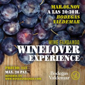 Winelover Experience con Bodegas Luis Cañas