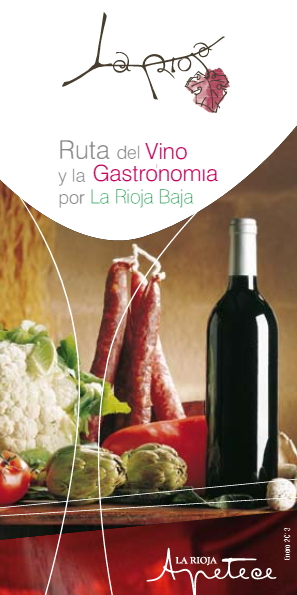 Route of the wine and gastronomy by La Rioja Baja