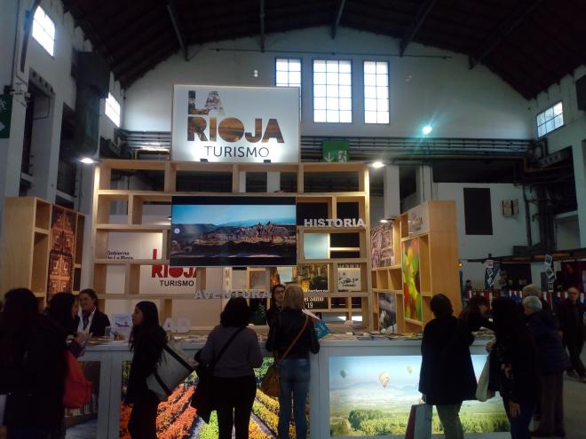 La Rioja Turismo participará en una nueva edición del salón internacional de Turismo B-Travel de Barcelona