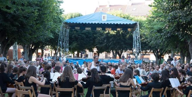 VII Campus Internacional de Música de La Rioja 'Oja Musicae'  y Conciertos en Ezcaray